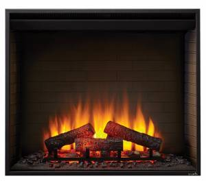 Click this Image of SimpliFire Built-In Electric Fireplace for more information