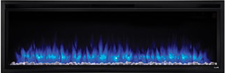 Image of SimpliFire Allusion Platinum Blue Flame