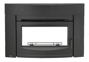 image of Napoleon EPI Contemporary black cast iron surround