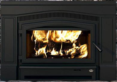 Click image for more information Osburn Matrix 2700 wood fireplace insert OB02700