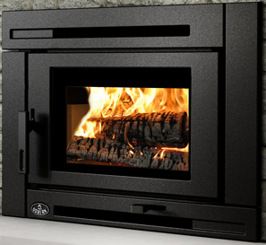 Click for more information on the Osburn Matrix Wood Burning Fireplace Insert