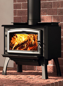 Click image for more information on the Osburn 1700 wood stove