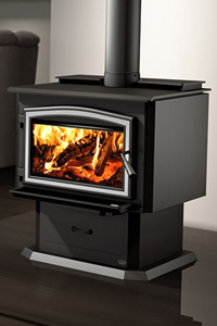 Click image for more information on the Osburn 3500 wood stove