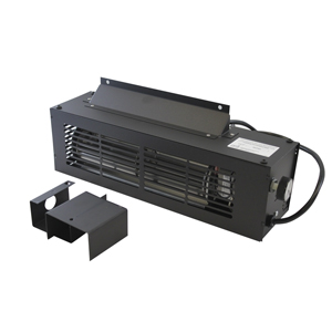 130 CFM blower with variable speed control, includes thermodisc