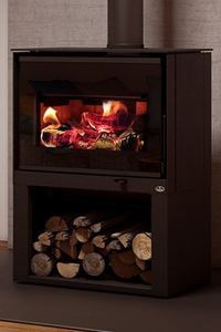 Click image for more information Osburn Inspire 2000 wood stove