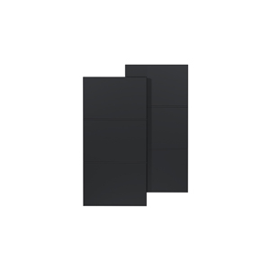 Osburn black side panels kit