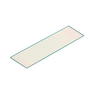 """Osburn glass hearth pad 18"""" x 50"""""""