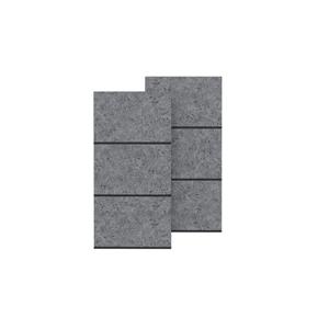 Osburn soapstone side panels kit