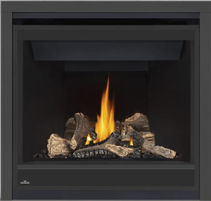 Click for more information regarding the Napoleon Ascent 36 B36 direct vent gas fireplace