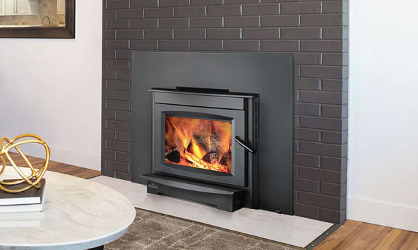 Click for more information about the Napoleon S25i wood burning fireplace insert