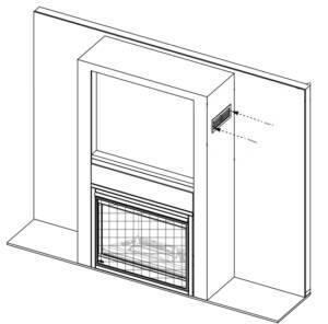 Napoleon heat management system UHM