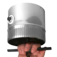 Hook-up liner adaptor
