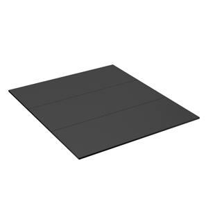"54"" x 46-3/4"" modular floor protection system"